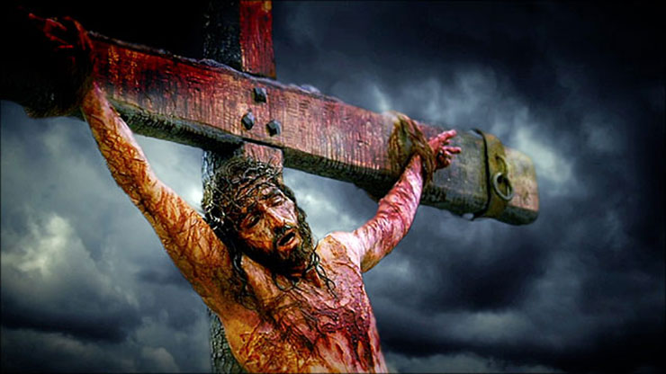 Jesus crucification